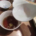 吉 - 蕎麦湯は自然体(2016/11)