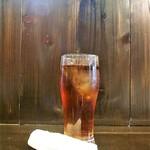 けむり屋 牛力 - ウーロン茶はサービス
