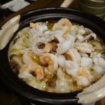 元 - 海鮮鍋