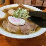 59421837 - 限定麺「 支那そば 」特製トッピング