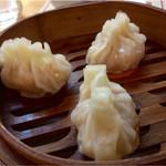 阿春 - フカヒレ餃子