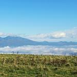 59422720 - 雲海が出現。高い部分が浅間山