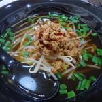 台湾料理 鴻翔 - あっさり味の台湾ラーメン