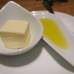 レギューム - バターとオリーブ油