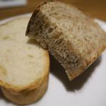 野菜ビストロ レギューム - パンもふわふわ