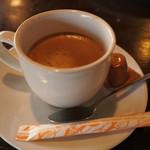チリ マッチャ - ランチコーヒー