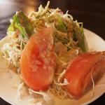 チリ マッチャ - ランチサラダ