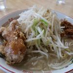 バカ盛りらーめん TABOO - 料理写真:鶏王 780円