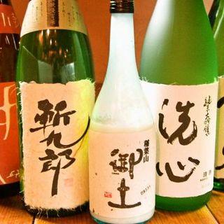 おすすめ焼酎or梅酒1杯プレゼント