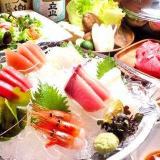 『朝獲れ新鮮』なお魚!旨いお刺身、旨い焼き魚!