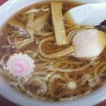 赤羽餃子センター - ラーメン