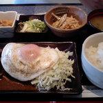 BAYS CLUB - 煮込みハンバーグ定食