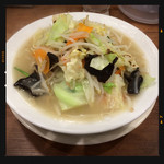味の店 みちお食堂 - タンメン 780円