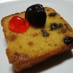 Bateau - フルーツケーキ