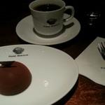 59434516 - ショコランジュコーヒーセット