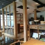 テオムラタ - お店の雰囲気