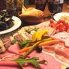 シャルキュトリー(お肉の盛り合わせボード)