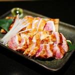 59436778 - 201611比内地鶏もも肉の燻製¥1680