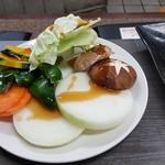 しんらえん - 焼き野菜