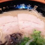 博多ラーメン清水屋 - ちゃーしゅー