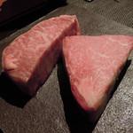 59438798 - 肉お披露目