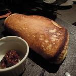 鉄板焼ダイニング AGITO - なにこれ、ホットケーキ?