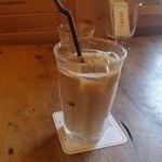 atelier BASEL - セットドリンクのカフェオレ