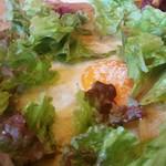 atelier BASEL - 半熟の卵が広がってややしっとり♪