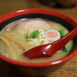 拉麺酒房 熊人 - 料理写真:特濃鶏白湯