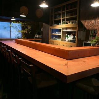 日本酒バーの店作り