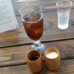 CITRA Hachioji - ランチの「アイスコーヒー (+100円)」