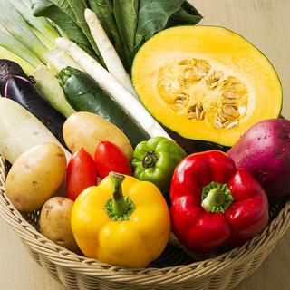 野菜は千葉の契約農家より