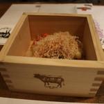 渋谷肉割烹バル 和牛男~COWBOY~ - 和風ピクルス盛り合わせ