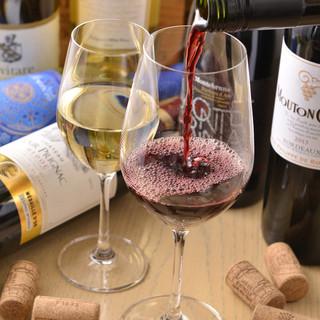 伊&仏を中心とした厳選ワイン多数