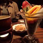 渋谷テラス - terasu:チーズフォンデュ
