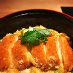 とり田 - 2016年12月限定「とり田の鶏勝丼」