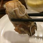 59445817 - 牡蠣のオイル漬け