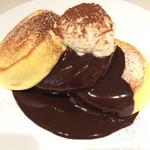 幸せのパンケーキ - チョコレート