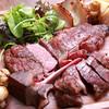 ブシェリ片町 - 料理写真:名物ビステッカサーロインとヒレを同時に楽しめます!