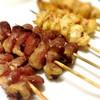 鳥ぷろ - 料理写真:焼鳥(ハツとボンジリ)