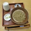 手碾き蕎麦天しん - 料理写真:おそば(冷