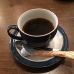 張 - 両方のメニューに付く アフターコーヒー