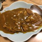 中華料理 揚子江 - 定番 カツカレー