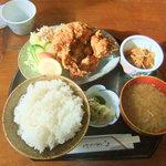 5945084 - 鶏唐揚定食