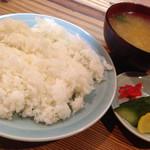 とおち - 定食セット ¥400
