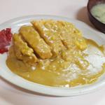 キッチンタロー - カツカレーライス(680円)