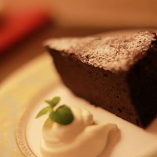 自家製ケーキ