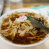 Aoshimashokudou - 料理写真:チャーシュー+メンマ増し