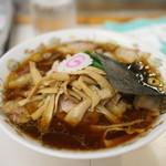 青島食堂 - 料理写真:チャーシュー+メンマ増し