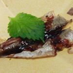 四季味宴席たく - ランチA 焼き魚 カマス